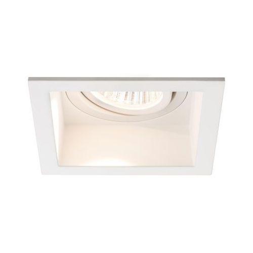 Daz LED oprawy kwadratowe 2x9,5W biały mat z kategorii oświetlenie