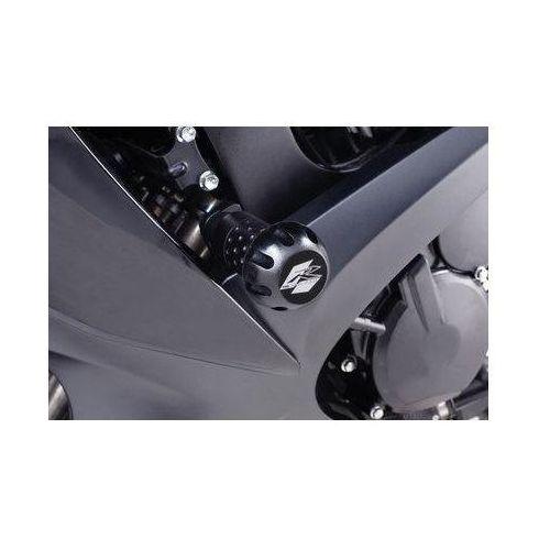 Puig y Suzuki GSXR 600/750 2008-2010 (czarne)   TRANSPORT KURIEREM GRATIS z kat. crash pady motocyklowe