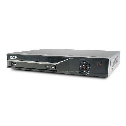 BCS-DVR0401QE-III HYBRID Rejestrator hybrydowy 4 kanałowy (2 analogowe i 2 IP) z HDMI