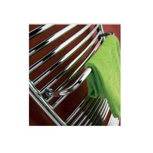 Wieszak rurkowy do grzejników Marabu 450 mm chrom CHM1