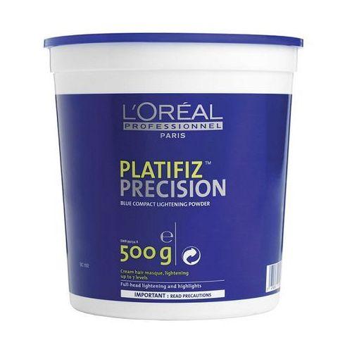 LOreal puder dekoloryzujący niskopylący Platifiz Precision 500g - szczegóły w dr włos