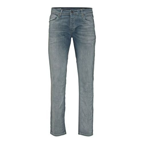 Jack & Jones JJTIM Jeansy Slim fit Blue Denim - produkt z kategorii- spodnie męskie