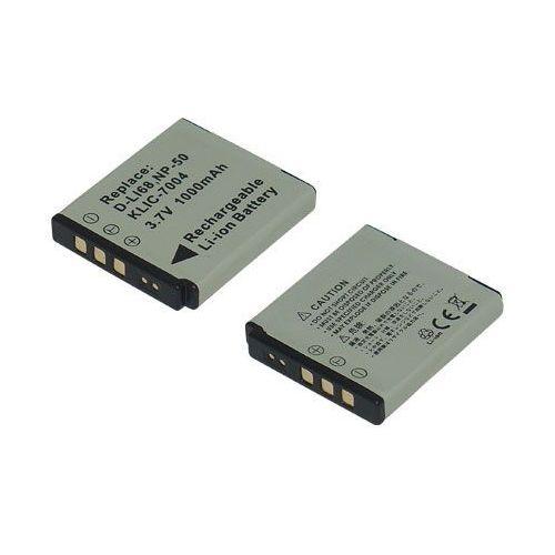 Bateria do aparatu cyfrowego KODAK KLIC-7004, marki Hi-Power do zakupu w ebaterie.pl