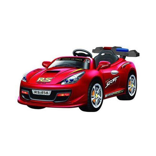 Pojazd dla dzieci na akumulator Alexis czerwony ze sklepu Pieluchowo.com