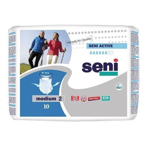 Majtki chłonne Seni Active (2) Medium 10szt., kup u jednego z partnerów