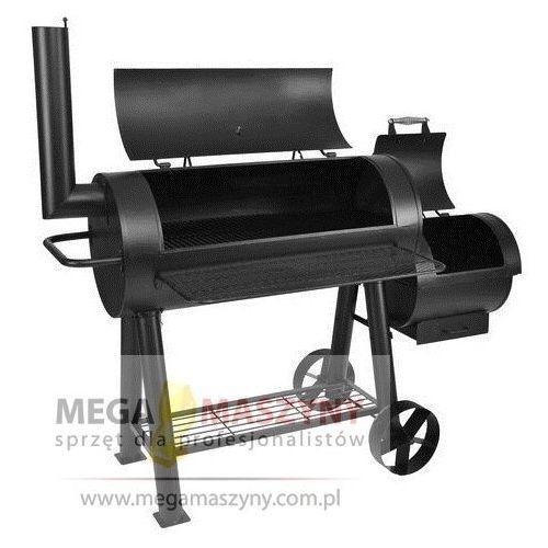 HECHT Grill ogrodowy wędzarka Sentinel Max od Megamaszyny - sprzęt dla profesjonalistów