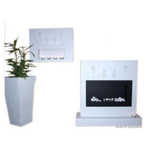 Biokominek gratis mały kominek do zawieszenia na ścianie - oferta [35b5477057f5440f]