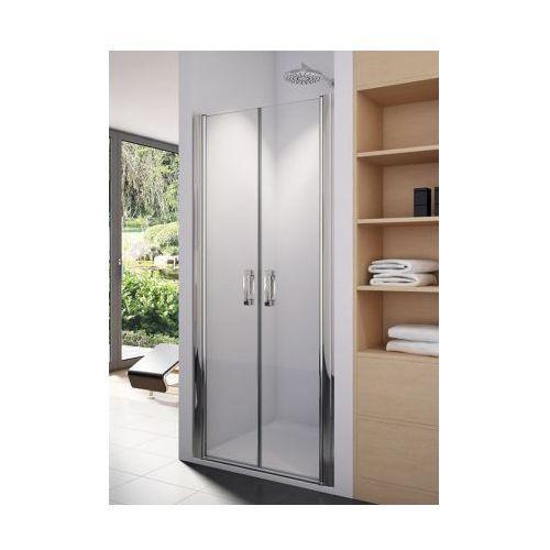 SANSWISS SWING-LINE Drzwi dwuczęściowe 100 SL210005007 (drzwi prysznicowe)