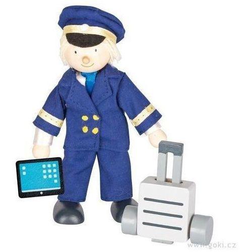 Pacynka pilot - zabawki dla dzieci (pacynka, kukiełka)