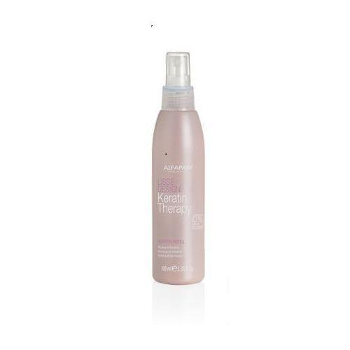 Alfaparf Lisse Design mleczko keratin refill 100ml - produkt z kategorii- odżywki do włosów