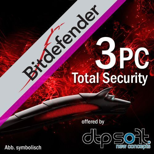 BitDefender Total Security 2015 3 PC - oferta (05934b76f735f5fa)