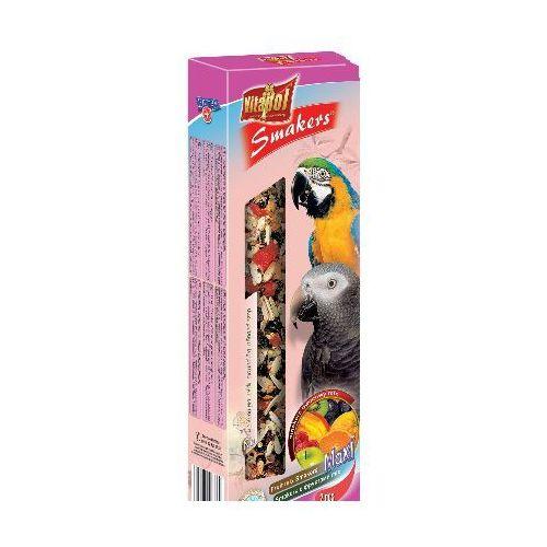 Smakers Kolby Maxi owocowy mix dla dużych papug 2 sztuki, Vitapol