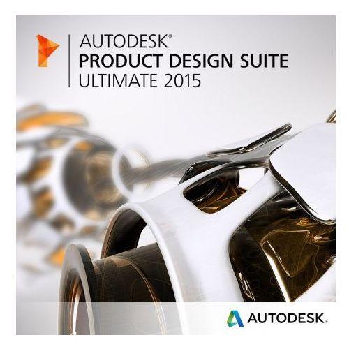 Autodesk Product Design Suite Ultimate 2015, Wybierz licencję - Wypożyczenie 1 licencji na 3 miesiące - subskrypcja BASIC - produkt z kategorii- Pozostałe oprogramowanie