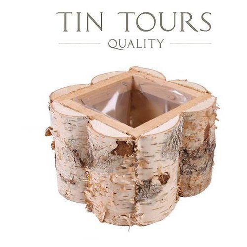 Produkt MAŁA SKRZYNECZKA Z BRZOZY 19x19x13 cm, marki Tin Tours Sp.z o.o.