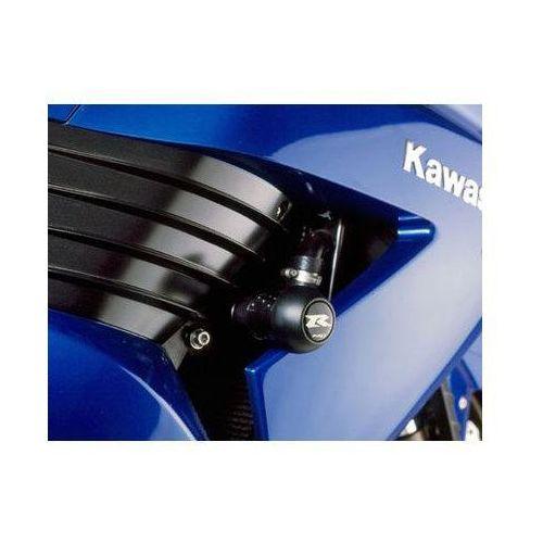 Puig y Kawasaki ZZR1400; 2006-2011 (czarne) | TRANSPORT KURIEREM GRATIS z kat. crash pady motocyklowe