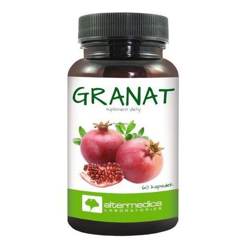 Granat kaps.x 60 /AlterMedica, postać leku: kapsułki