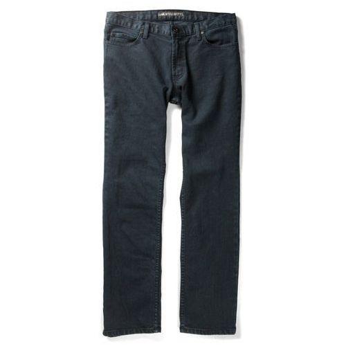 spodnie FALLEN - Barrio Straight (BLKT) rozmiar: 28 - produkt z kategorii- spodnie męskie