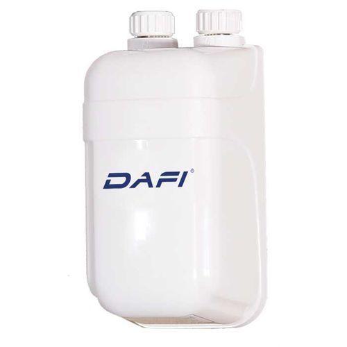 Elektryczny przepływowy podgrzewacz wody DAFI IP0X4 4,5 kW (230V) + nyple redukcyjne