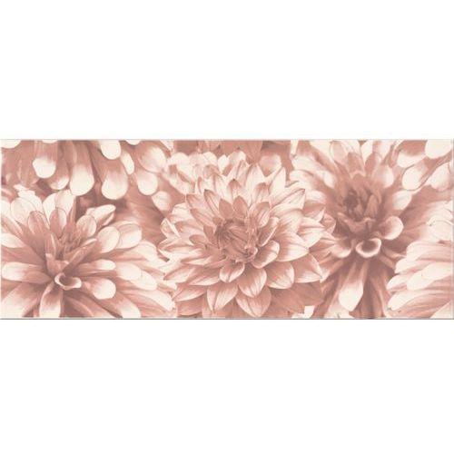 Oferta BUGI PINK INSERTO FLOWER 20X50 (glazura i terakota)