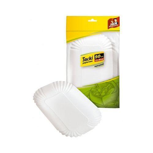 Tacki papierowe JAN NIEZBĘDNY 50 szt. - rabat 10 zł na pierwsze zakupy!, produkt marki Jan Niezbędny