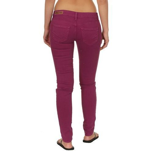 Produkt z kategorii- spodnie męskie - jeansy Vans Skinny Denim - Boysenberry