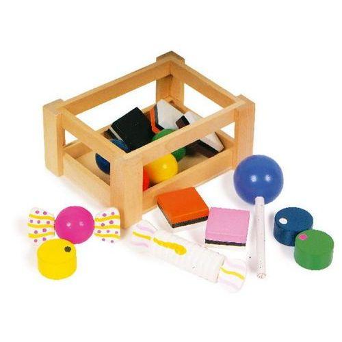 Pudełko słodkości - zabawka dla dzieci oferta ze sklepu www.epinokio.pl