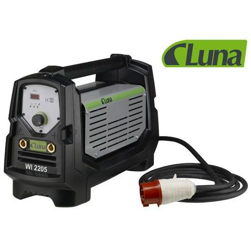Artykuł LUNA Spawarka prostownikowa Luna Inverter WI 2205 (20422-0305) z kategorii transformatory