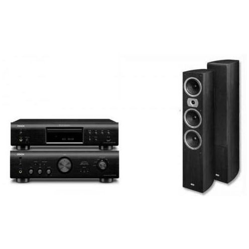 Artykuł DENON PMA-720 + DCD-720 + HECO VICTA II 701 z kategorii zestawy hi-fi