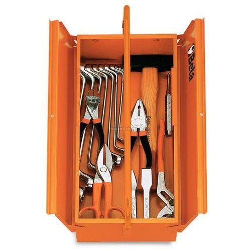 Towar z kategorii: skrzynki i walizki narzędziowe - BETA Skrzynka narzędziowa z blachy stalowej jednoczęśc