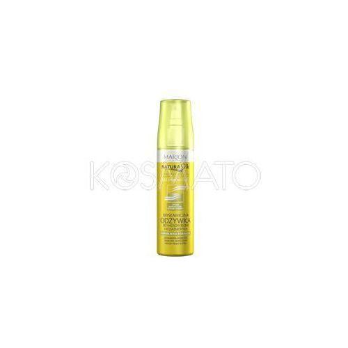 Produkt z kategorii- pozostałe kosmetyki do włosów - Marion Natura Silk do włosów blond i rozjaśnionych, 150 ml