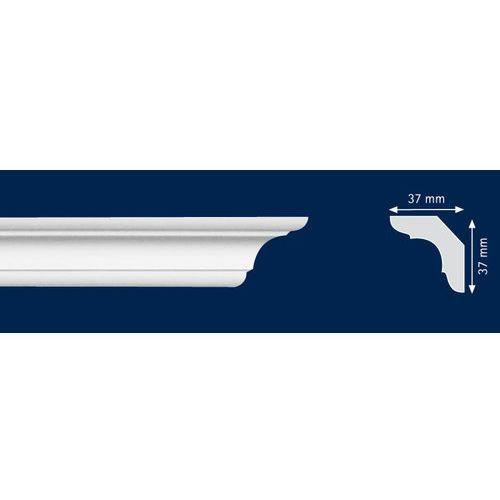 Listwa styropianowa C-50 2 metry 2 sztuki (izolacja i ocieplenie)