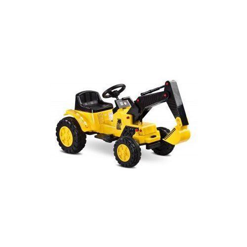 Caretero Toyz Digger pojazd na akumulator yellow ze sklepu sklep-dzieciecy-maksiu