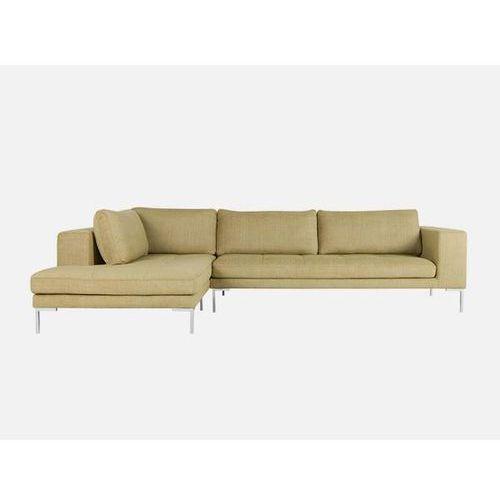Sofa Mattias narożna lewa SET1 MATTIS 30 green tkanina zielona  E1567-5204-2S-MATTIS30, Sits