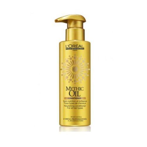 Produkt z kategorii- odżywki do włosów - Loreal MYTHIC OIL SOUFFLE D`OR Odżywka - 190 ml