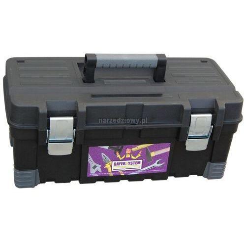 Towar z kategorii: skrzynki i walizki narzędziowe - METALKAS BAYERSYSTEM Skrzynka narzędziowa BS-PB1 (produk