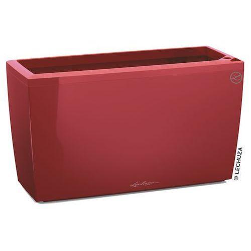 Donica Lechuza Cararo czerwona scarlet red, produkt marki Produkty marki Lechuza