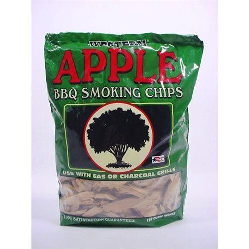 wiórki (drewienka) do wędzenia z USA - Apple (jabłoń), produkt marki WW Wood Inc. (USA)