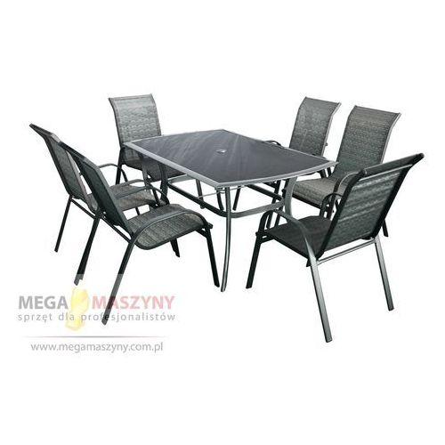 HECHT Zestaw mebli ogrodowych SET 6 od Megamaszyny - sprzęt dla profesjonalistów