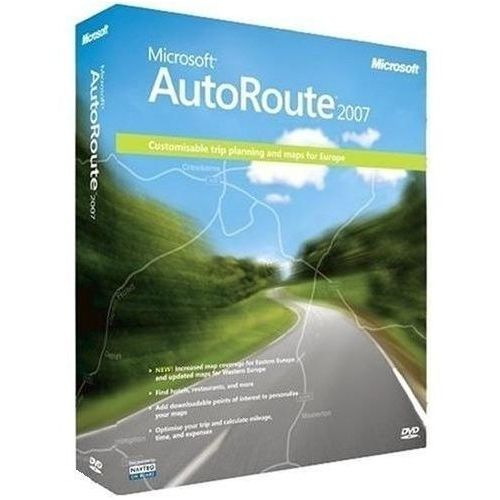 Produkt Autoroute™ Euro Win32 Single License/software Assurance Pack Open No, marki Microsoft