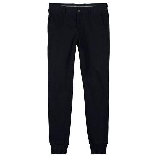Produkt z kategorii- spodnie męskie - Michael Kors CAVALRY Spodnie materiałowe niebieski