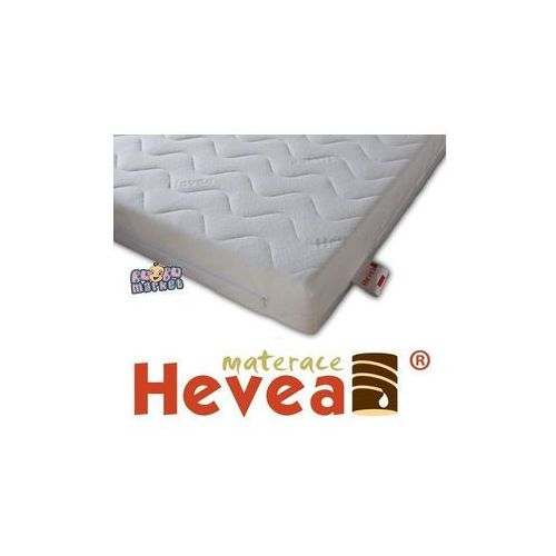 Hevea Comfort Materac lateksowy H3 (twardy) z pokrowcem AEGIS 100x200 - Bubumarket.pl od Bubumarket.pl