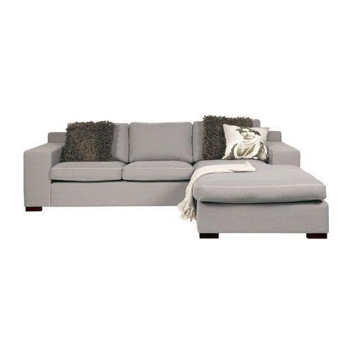 Sofa KRIS szara, Woood