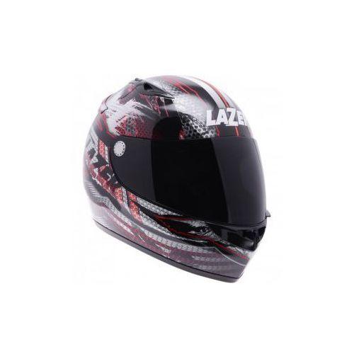 Lazer Kask  KESTREL Metanium Pure Glass z kat. kaski motocyklowe