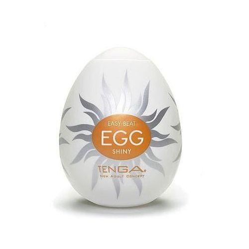 Masturbator TENGA - Egg Shiny (1 sztuka) - oferta [0591632645951605]