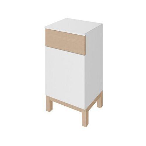 Półsłupek łazienkowy Tilia S562-007 Cersanit - produkt z kategorii- regały łazienkowe