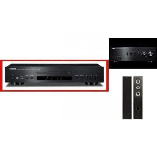 Artykuł YAMAHA A-S301 + CD-S300 + ELTAX EXPERIENCE z kategorii zestawy hi-fi