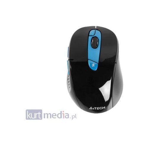 A4TECH Mysz RF V-TRACK G11-570FX (Black+Blue) z kat. myszy, trackballe i wskaźniki