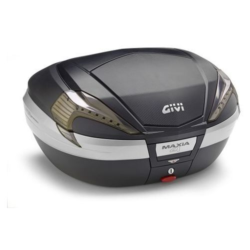 Kufer Givi V56NNT Maxia 4 (czarny, 56 litrów, szare odblaski, pokrywa karbonowa) - oferta [2541dea8cf73459a]