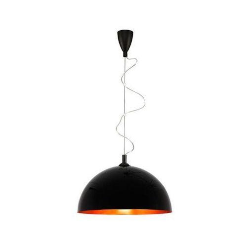 Lampa wisząca Hemisphere Black-Gold L by Nowodvorski - sprawdź w ExitoDesign