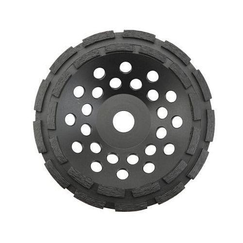 Diamentowa tarcza garnkowa 180x5x22,2mm podwójna Graphite ze sklepu NEXTERIO